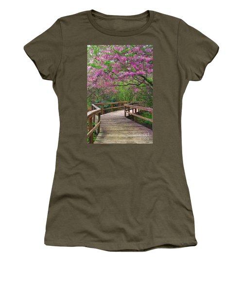 Spring Walk Women's T-Shirt