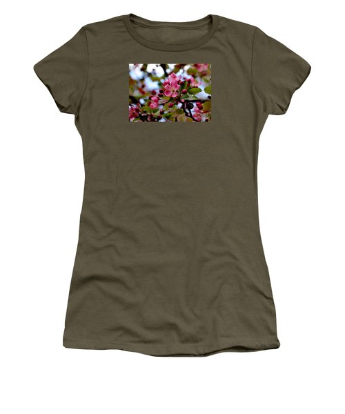 Spring1 Women's T-Shirt (Athletic Fit)