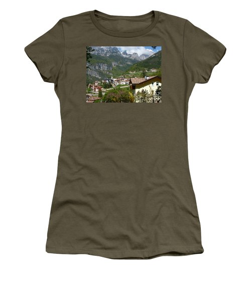 Springtime In Molveno - Italy Women's T-Shirt (Athletic Fit)