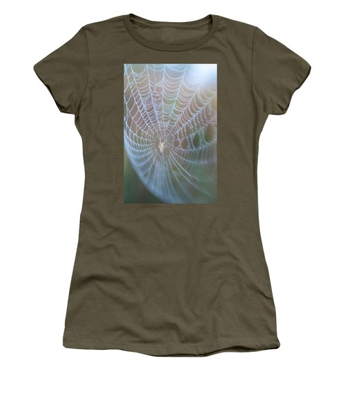 Spyder's Web Women's T-Shirt