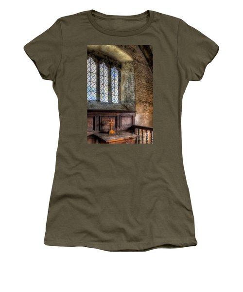 St Celynnin Church Women's T-Shirt
