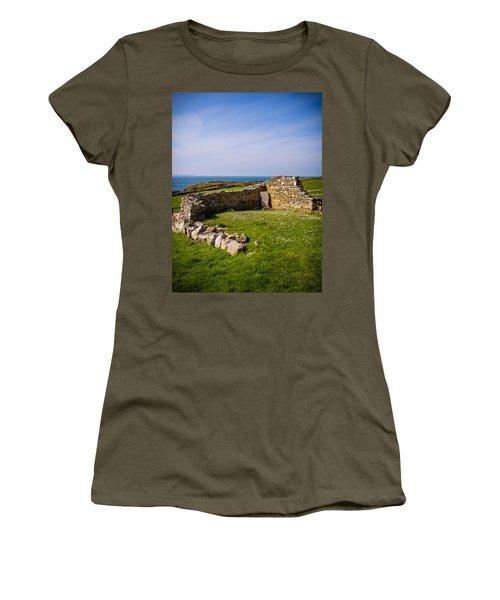 St Non's Chapel Women's T-Shirt