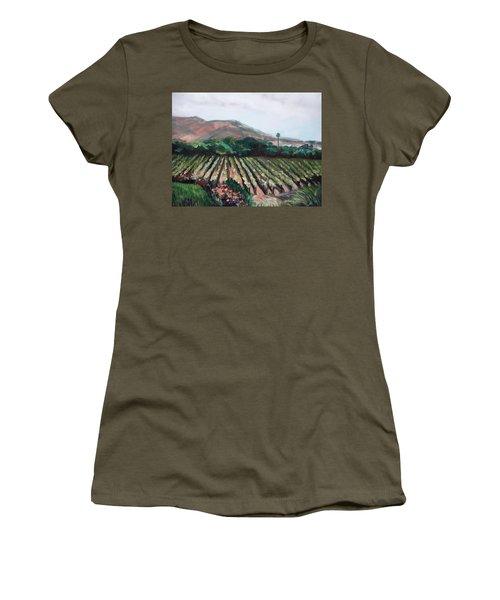 Stag's Leap Vineyard Women's T-Shirt
