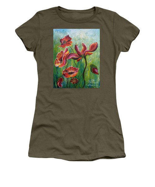 Standing High Women's T-Shirt