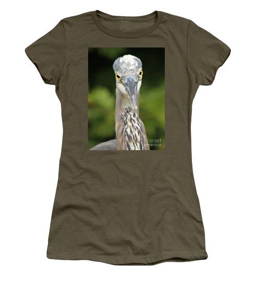 Staredown Women's T-Shirt (Athletic Fit)