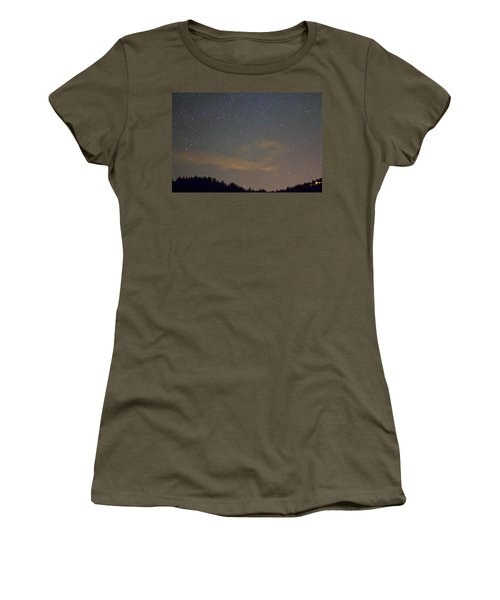 Starry Night Women's T-Shirt