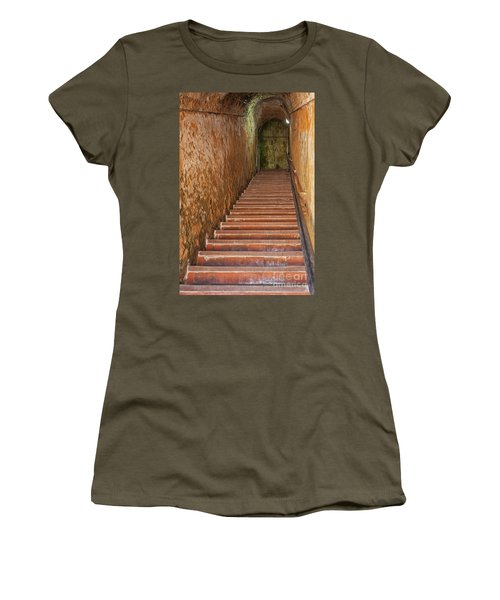 Steps And Staircase Women's T-Shirt
