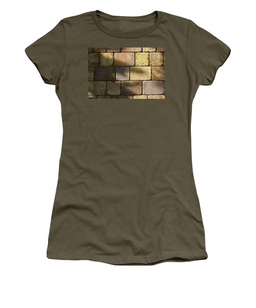 Stone And Light 04 Women's T-Shirt (Athletic Fit)