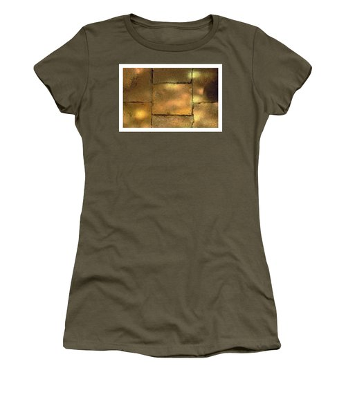Stone And Light 08 Women's T-Shirt (Athletic Fit)