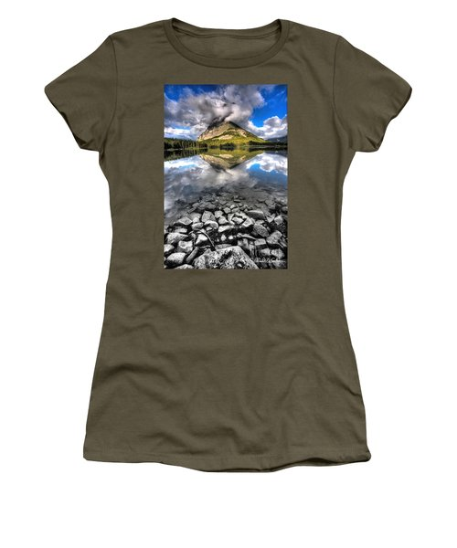 Storm Mountain II Women's T-Shirt