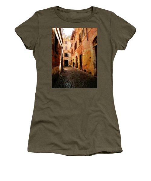 Strade Di Ciottoli Women's T-Shirt