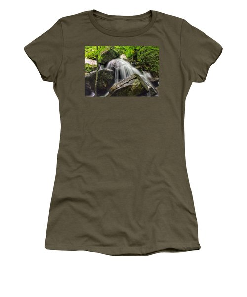 Summer On The Rocks Women's T-Shirt