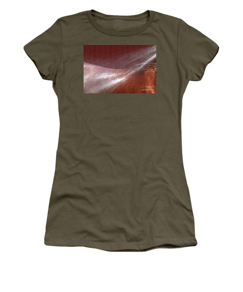 Cooling Off Women's T-Shirt (Junior Cut) by Michelle Twohig