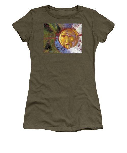 Sun Mask Women's T-Shirt