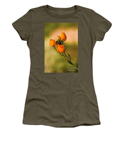 Sun Star Flower Women's T-Shirt