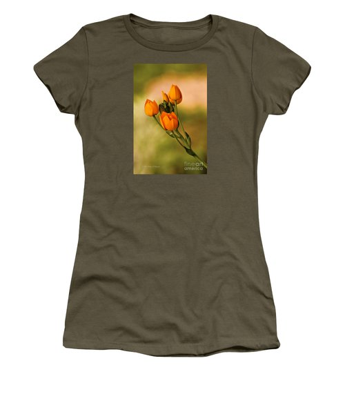 Sun Star Flower Women's T-Shirt