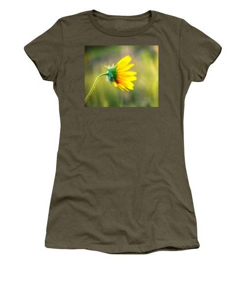 Sunflower Sunrise 6 Women's T-Shirt (Athletic Fit)