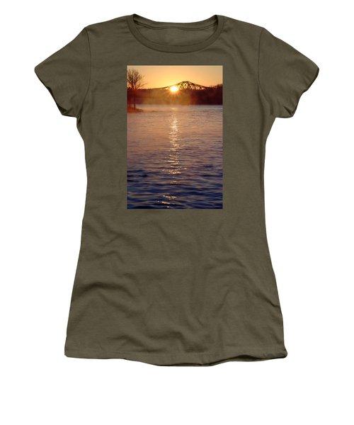 Sunrise Over Table Rock Women's T-Shirt