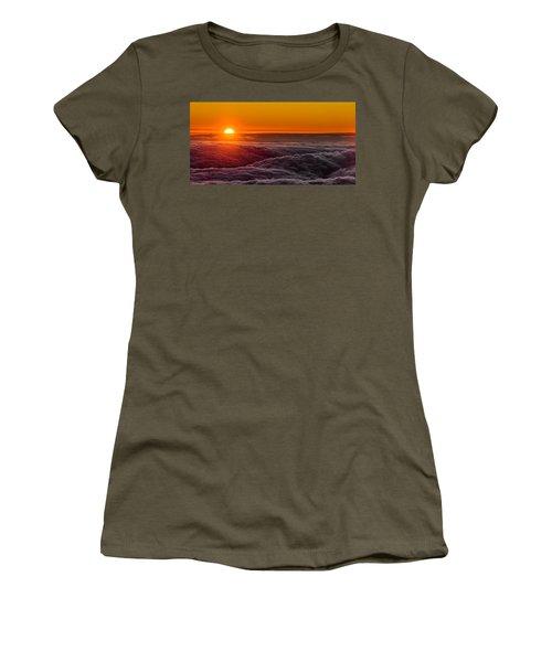 Sunset On Cloud City 1 Women's T-Shirt