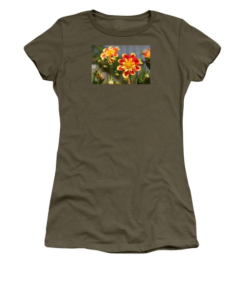 Sunshine Flower Women's T-Shirt