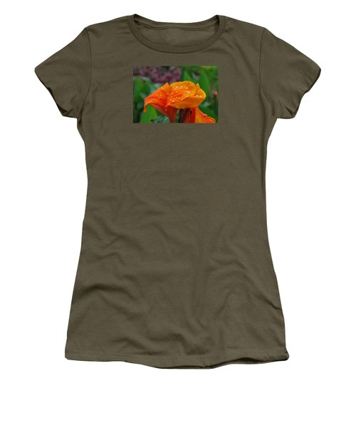Sunshine From Within Women's T-Shirt (Junior Cut) by Miguel Winterpacht
