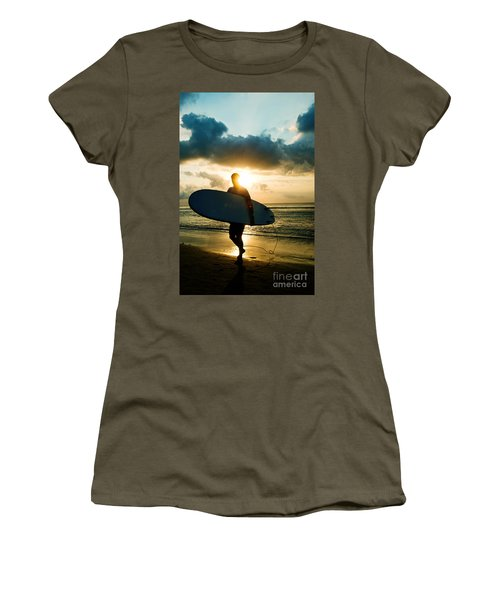 Surfer Women's T-Shirt