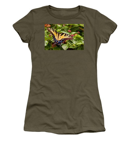 Swallowtail Beauty Women's T-Shirt