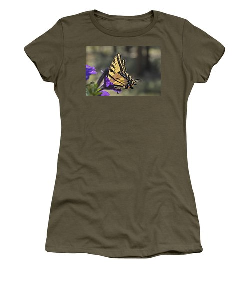 Swallowtail Butterfly Women's T-Shirt
