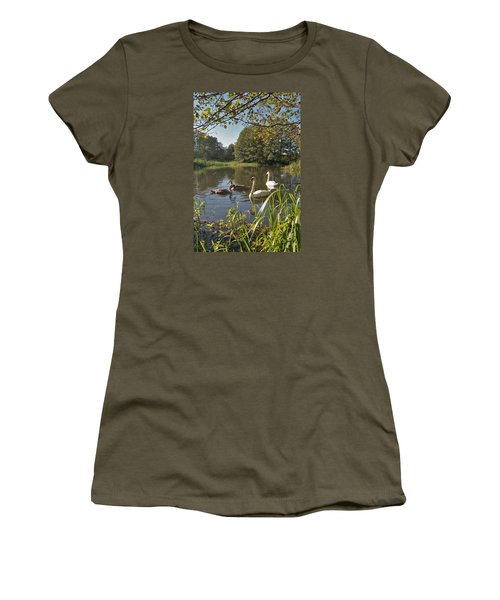 Swan Lake Women's T-Shirt