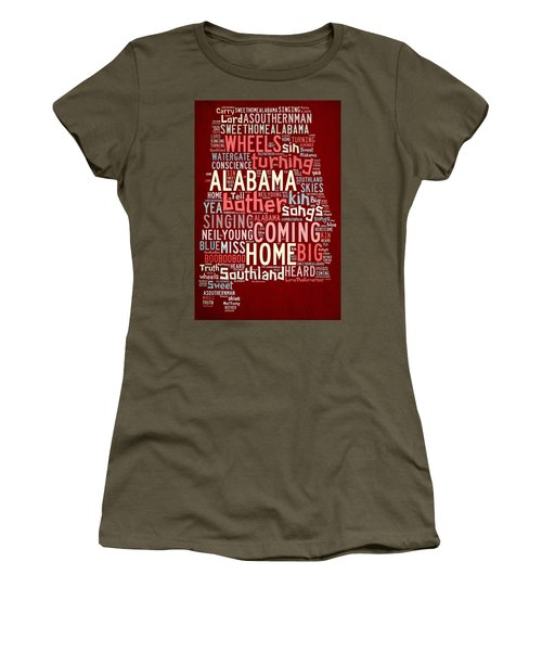 Sweet Home Alabama 4 Women's T-Shirt