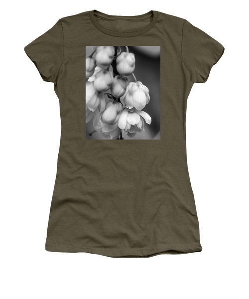 Sweet Mahonia Bloom Women's T-Shirt