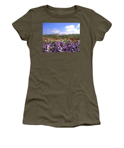 Sweet Peas Galore Women's T-Shirt