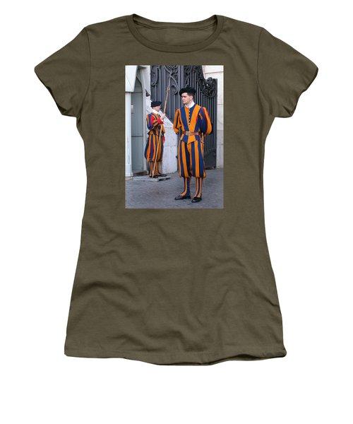 Swiss Guard Women's T-Shirt