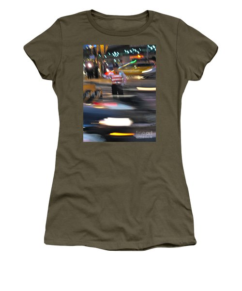 Taipei Traffic Women's T-Shirt