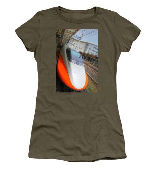 Taiwan Bullet Train Women's T-Shirt