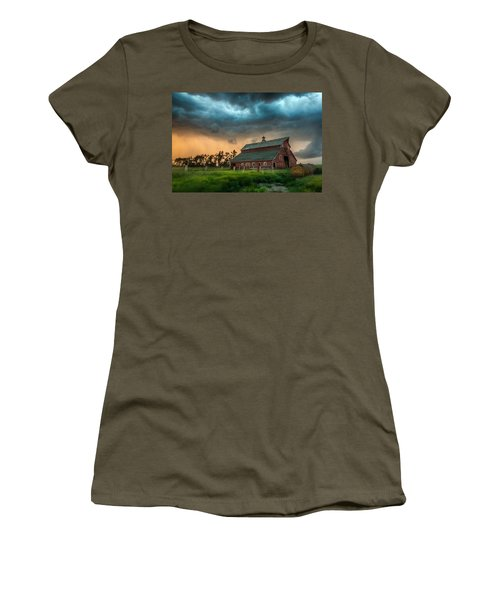 Take Shelter Women's T-Shirt