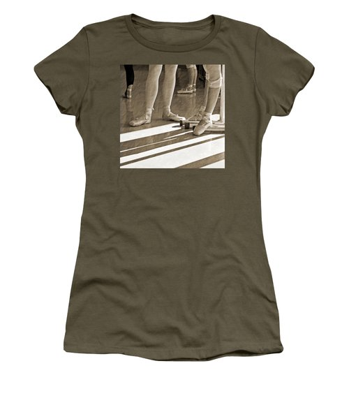 Taking A Break Women's T-Shirt (Athletic Fit)