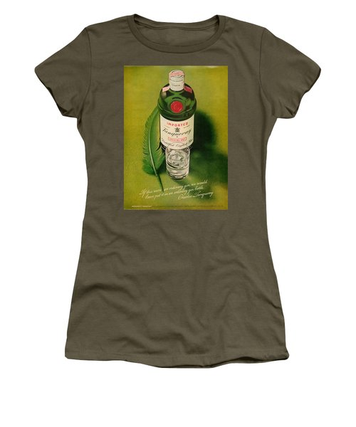 Tanqueray Gin Women's T-Shirt