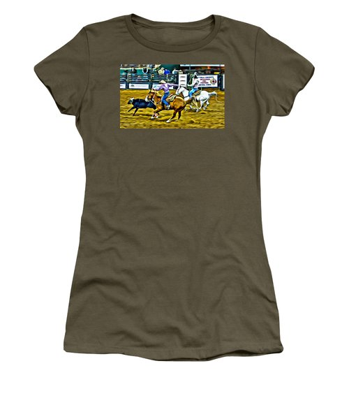 Team Ropers Women's T-Shirt