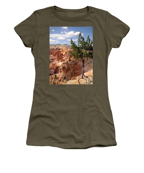 Tenacious Women's T-Shirt (Athletic Fit)