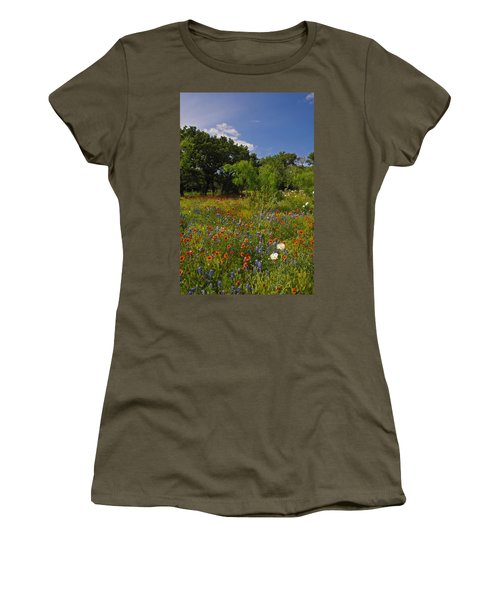 Texas Spring Spectacular Women's T-Shirt (Athletic Fit)