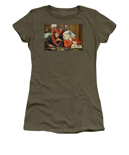 The Banker And His Wife Women's T-Shirt