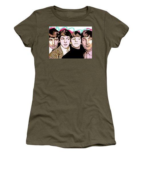 The Beatles Love Women's T-Shirt