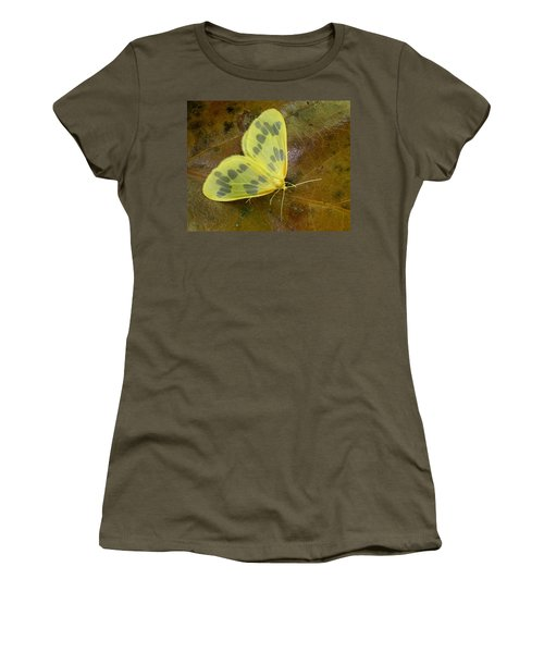 The Beggar Moth Women's T-Shirt (Athletic Fit)