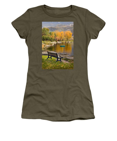 The Bench Women's T-Shirt (Athletic Fit)