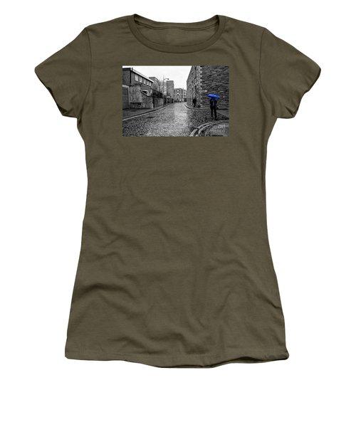 The Blue Umbrella - Sc Women's T-Shirt