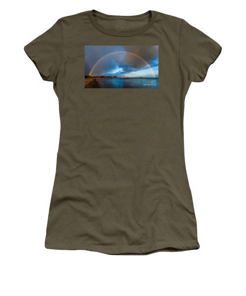 The Bridge Across Forever Women's T-Shirt