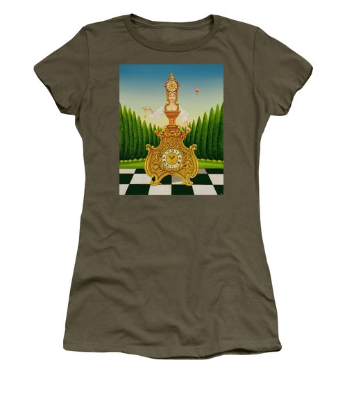 The Clockmakers Wife Women's T-Shirt