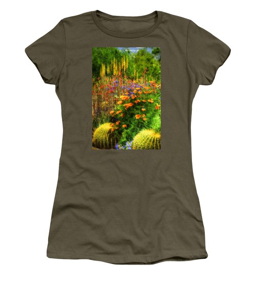 The Desert Abloom Women's T-Shirt