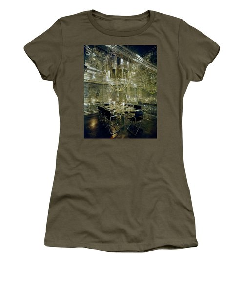 The Dining Room Of Ara Gallant's Apartment Women's T-Shirt
